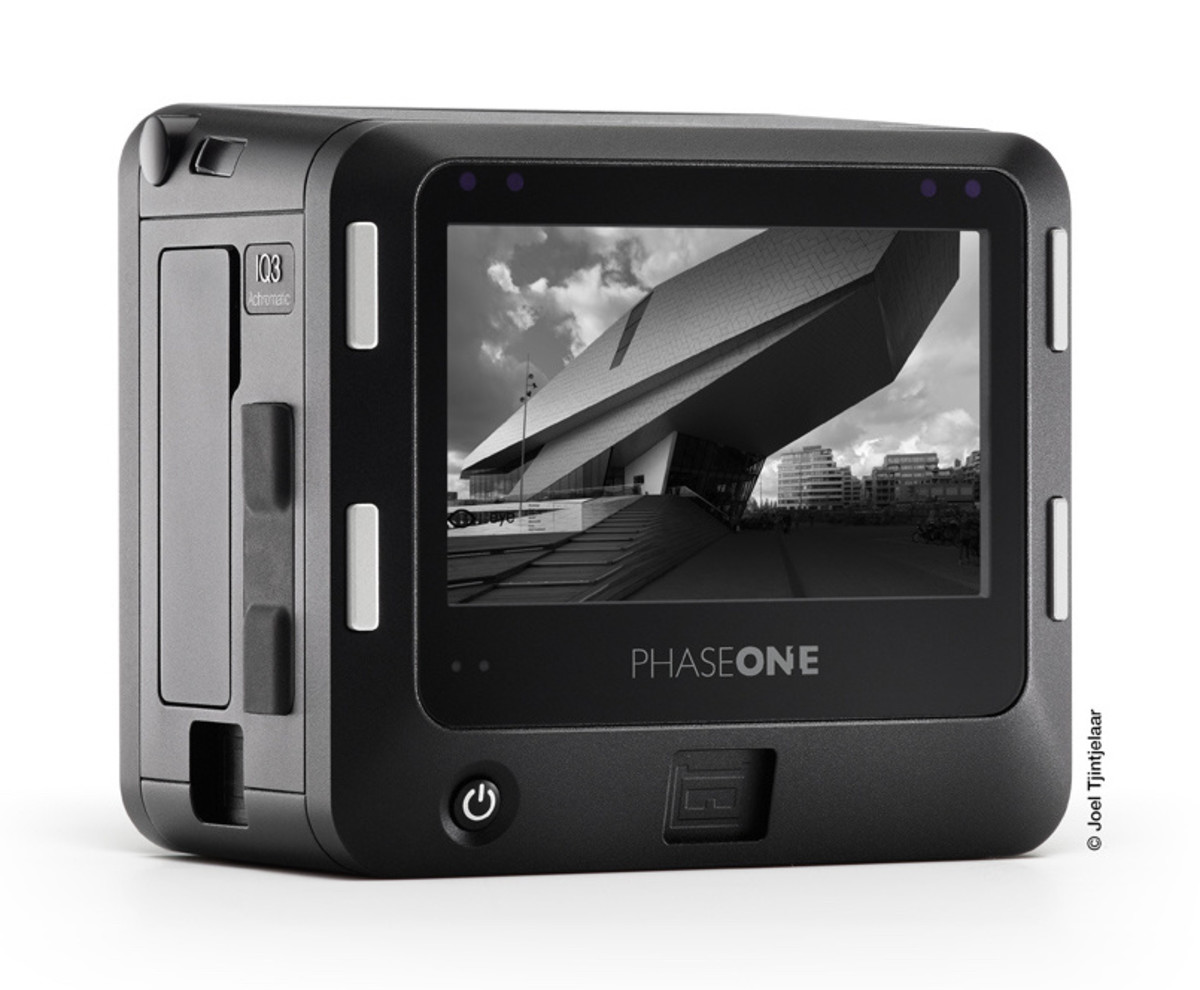 Phase One IQ3 100MP Achromatic Digital Back
