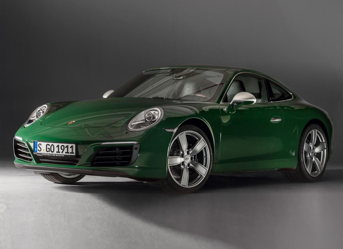1,000,000th Porsche 911