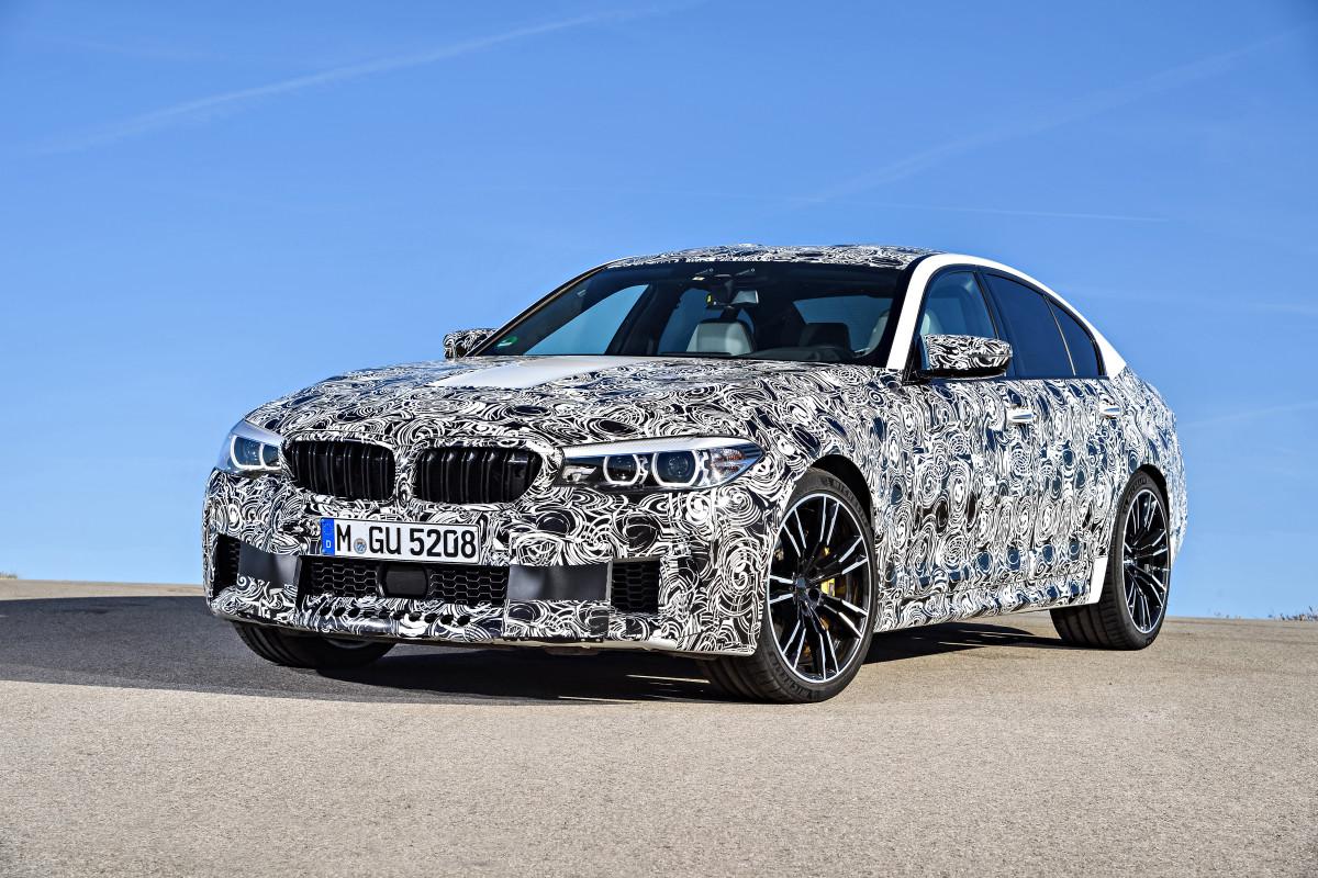 BMW Sixth Gen M5