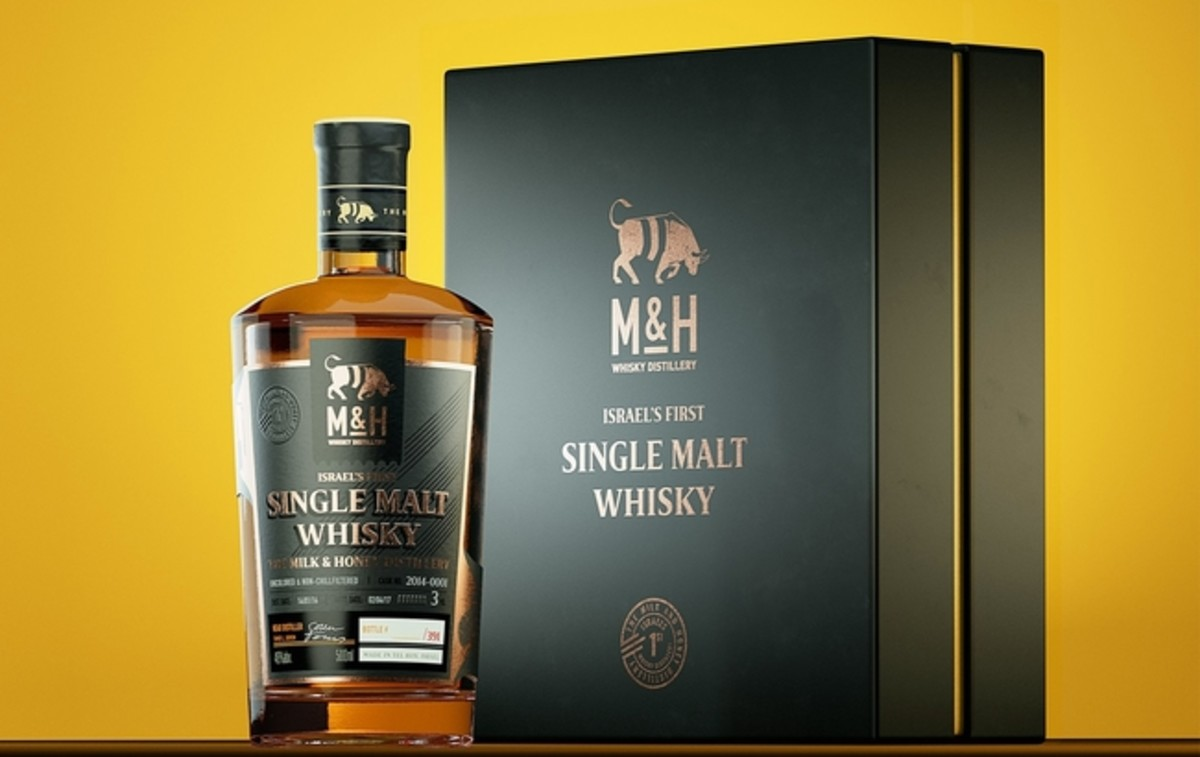 Israel's first Single Malt Whisky