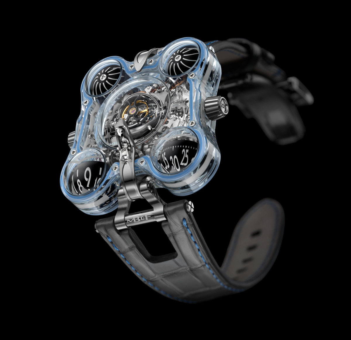 MB&F Alien Nation