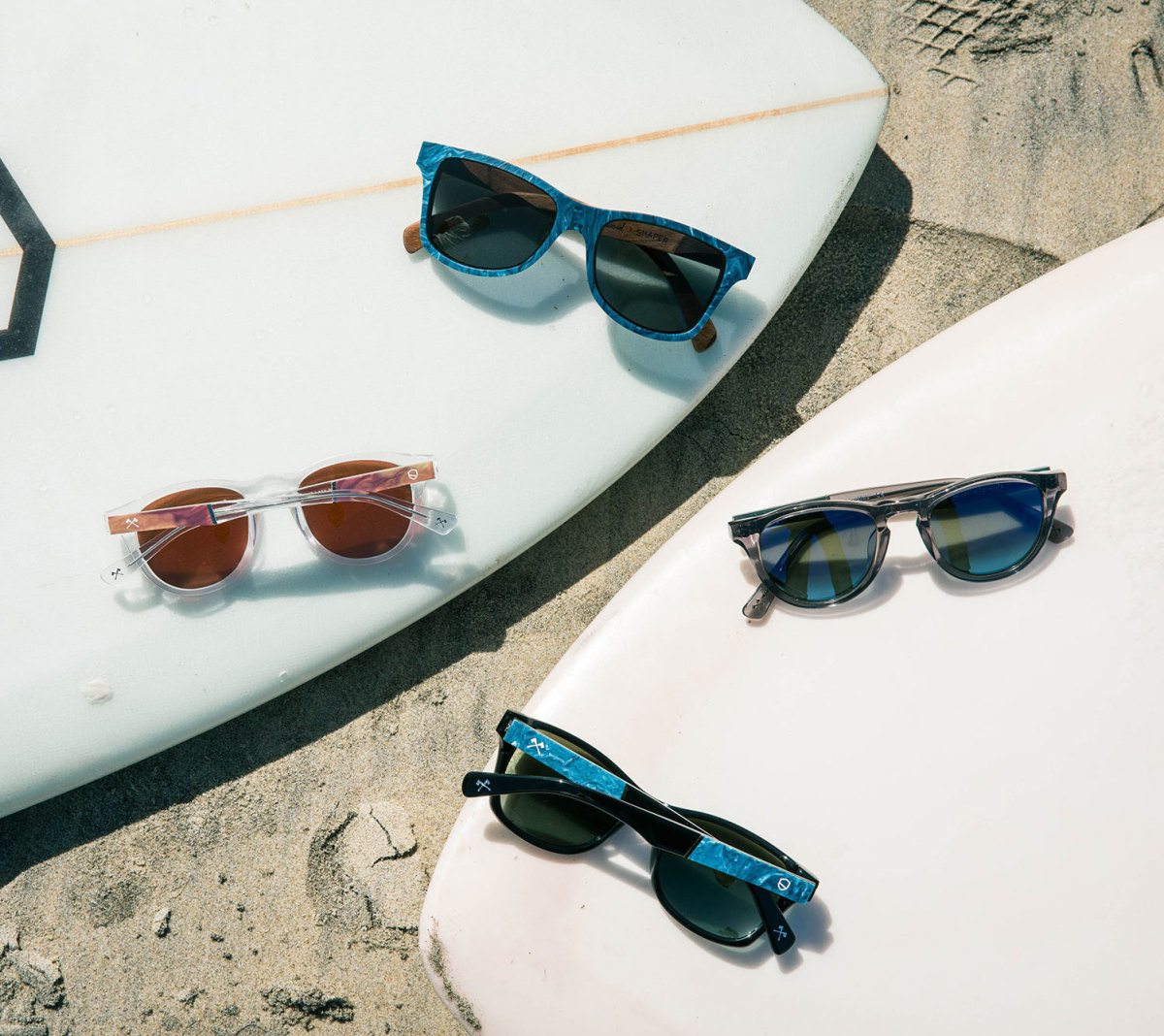 Shwood Bio Resin Sunglasses