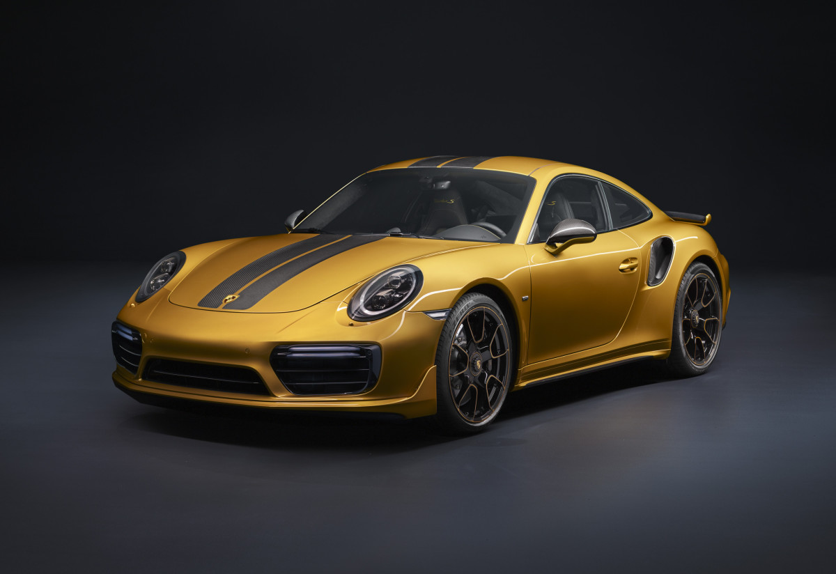 Porsche Turbo S Exclusive