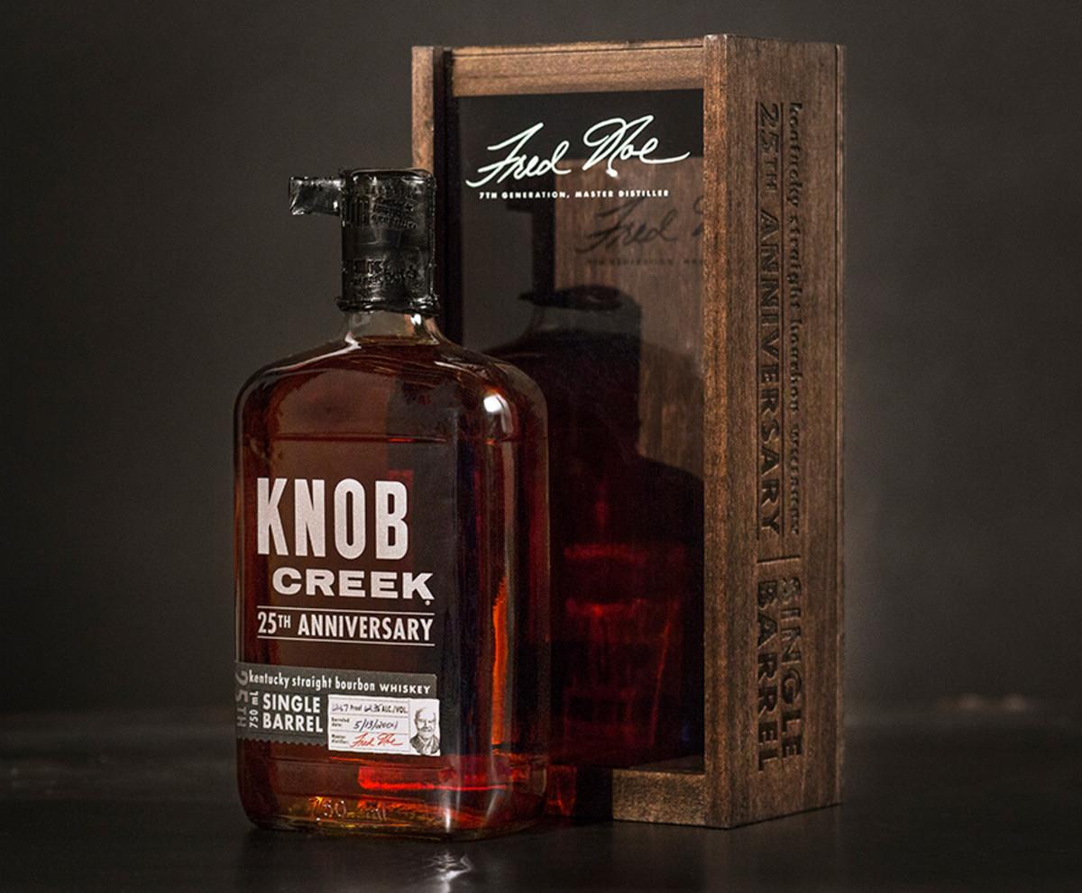 Knob Creek Single Barrel 25