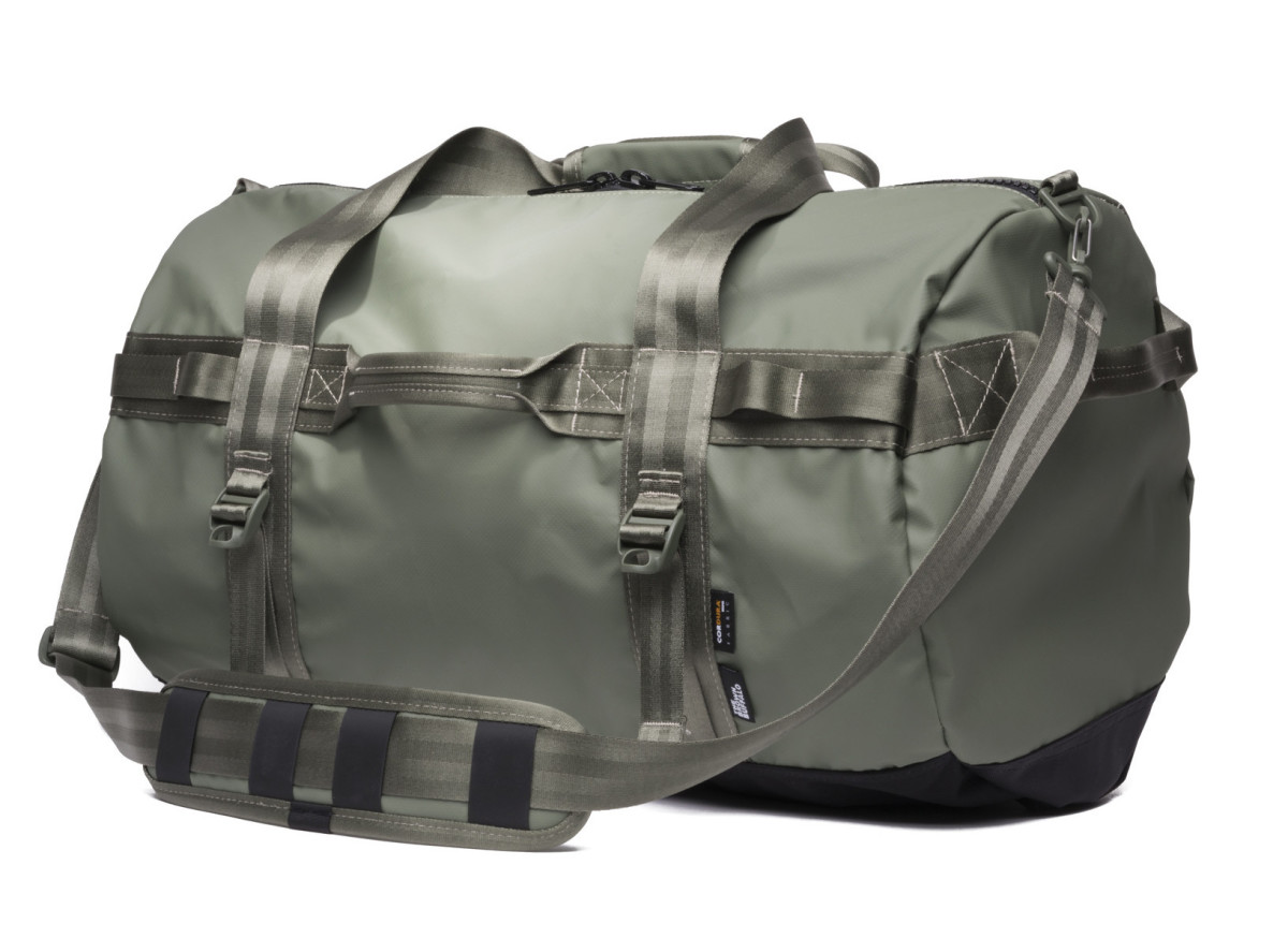 Brown Buffalo Travel Duffel