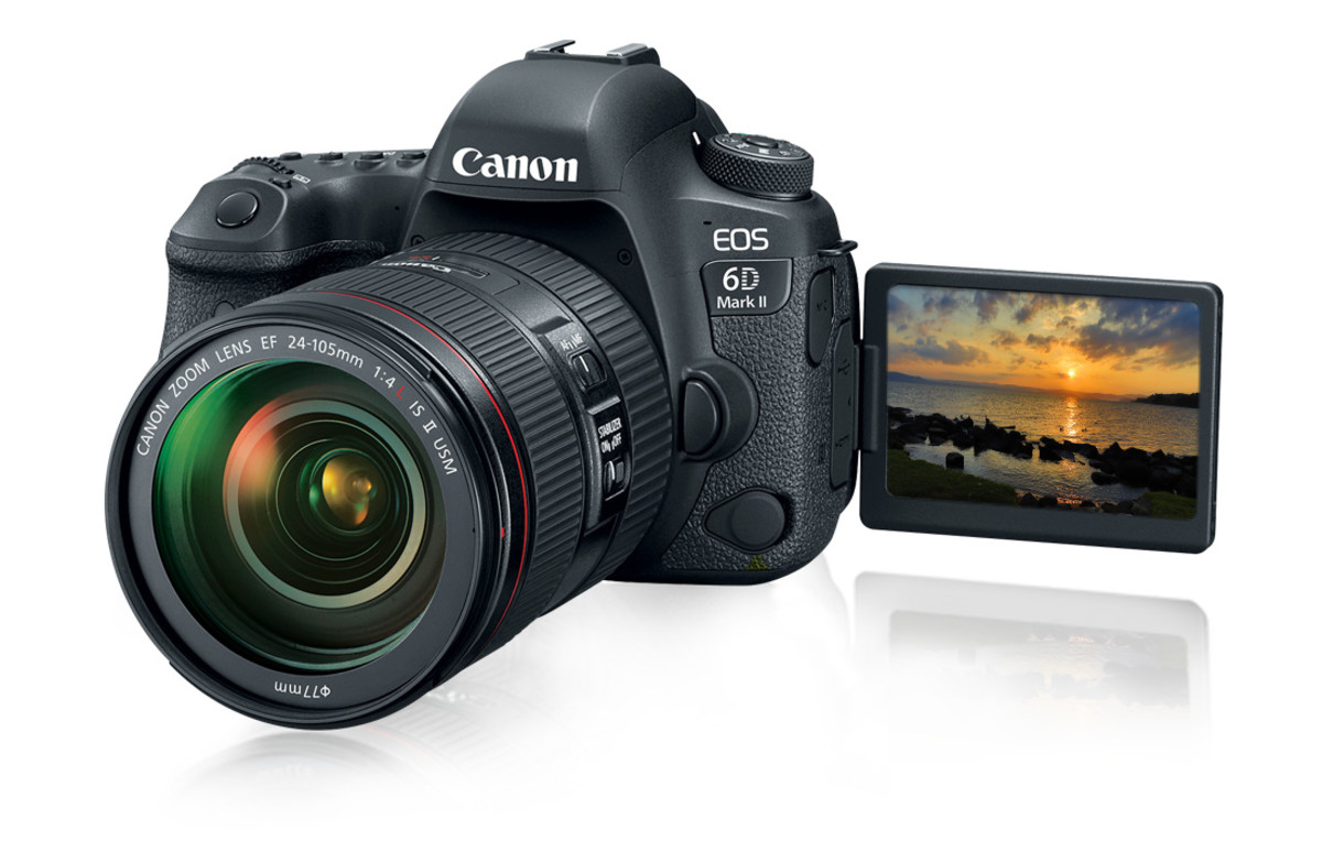 Canon 6D Mark II
