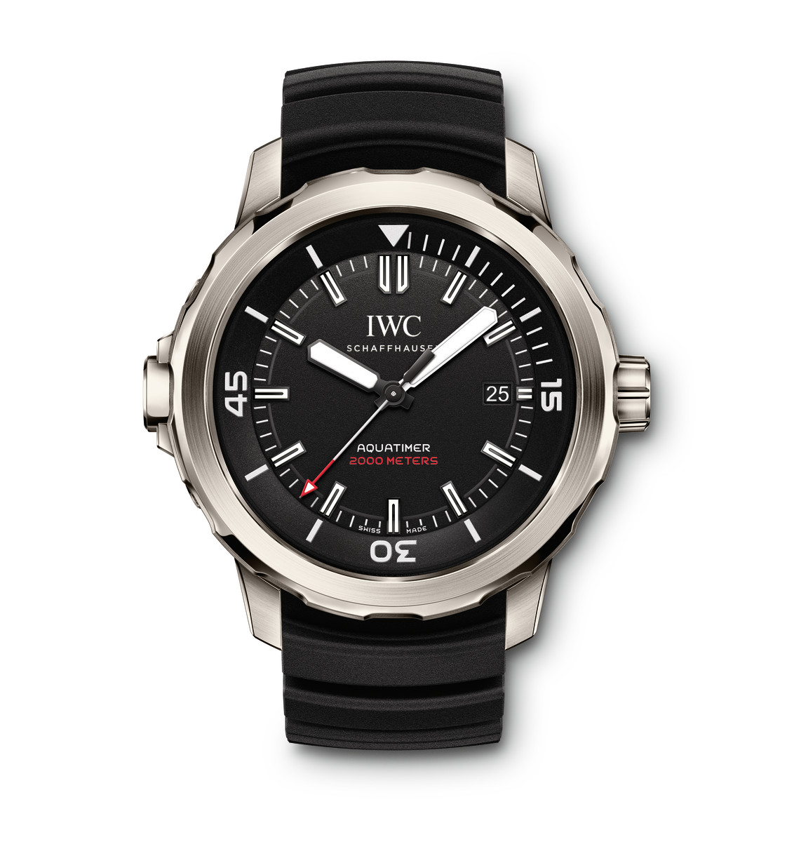 IWC Aquatimer 35 Years Ocean 2000