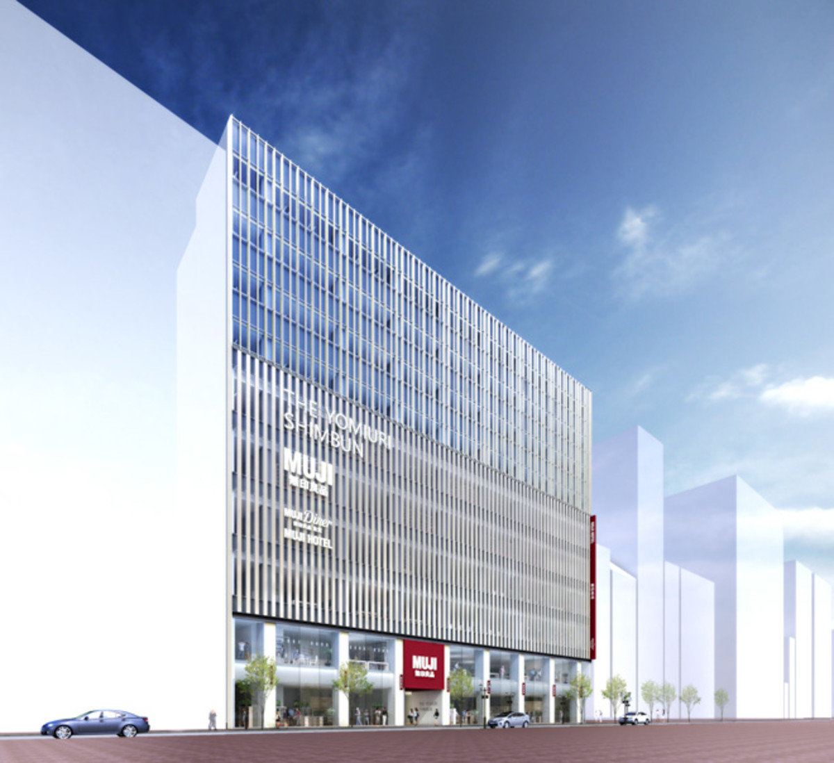 Muji Is Expanding From Stores To Hotels In China And Japan