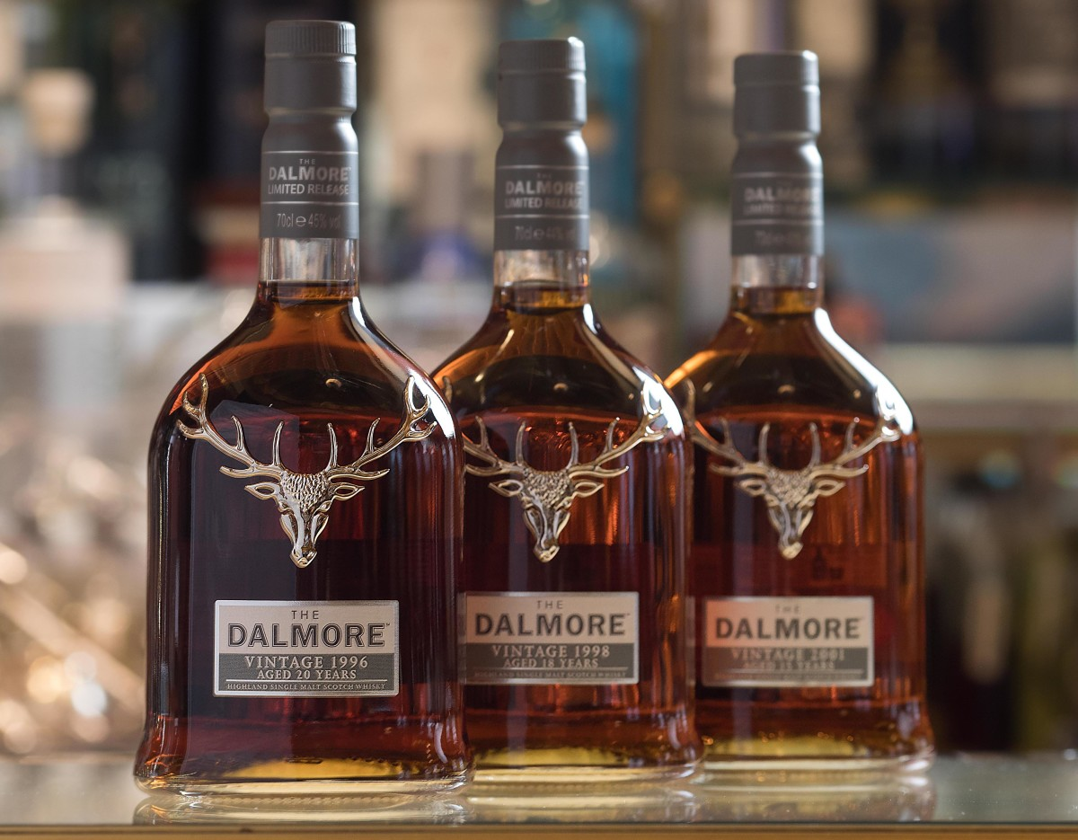 The Dalmore Vintage Port Series