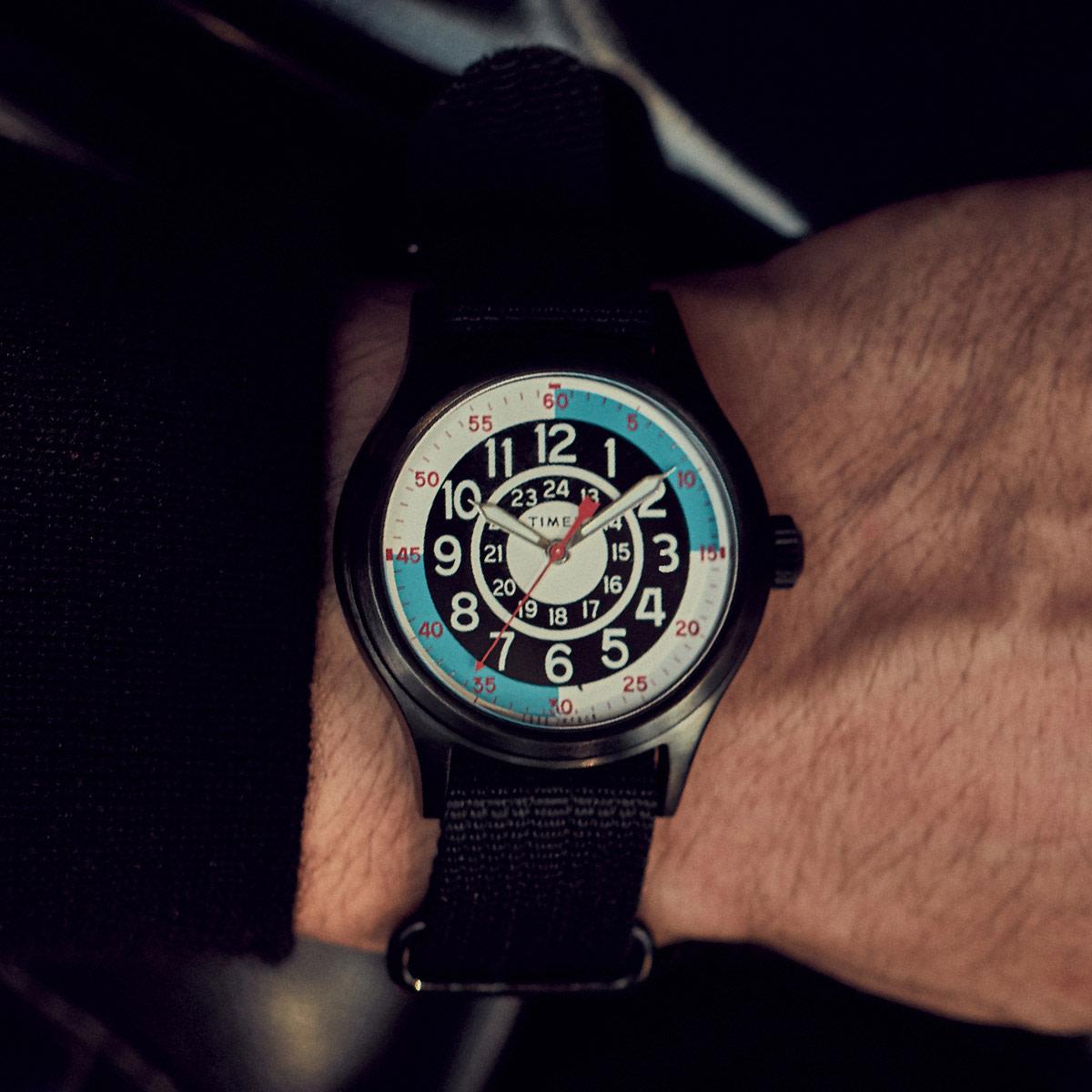 Todd Snyder Timex Blackjack