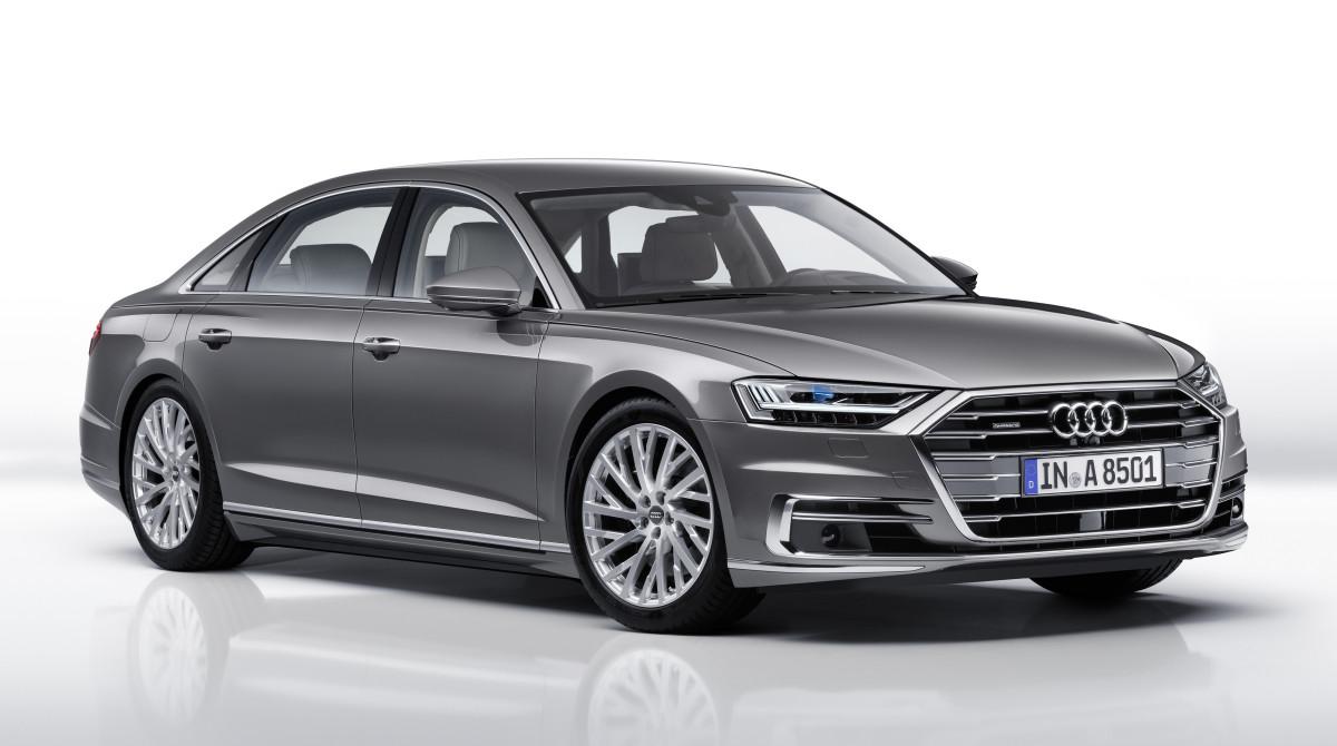 2018 Audi A8L