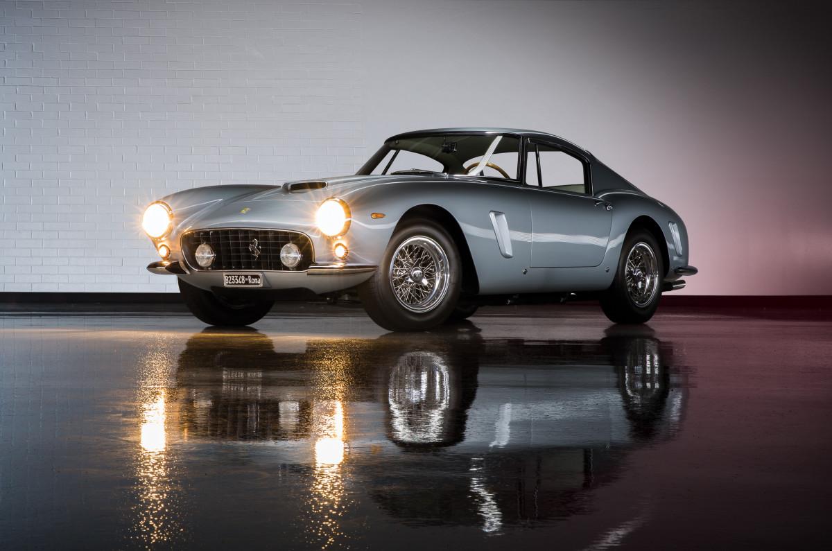 RM Auctions Ferrari 250 GT GWB