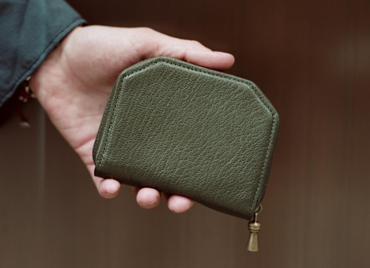 Postalco Kettle Zipper Wallet