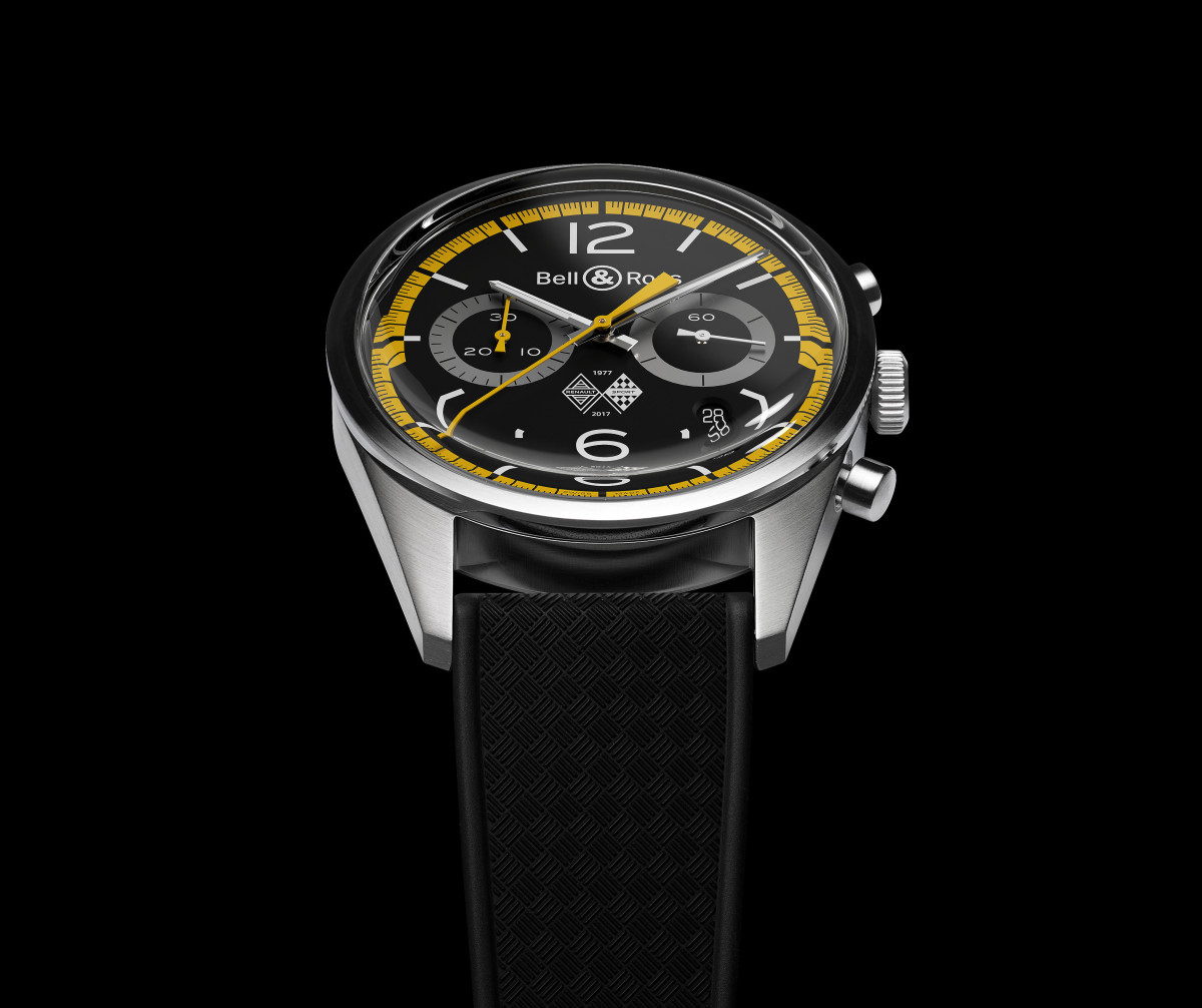 Bell & Ross Renault Sport 40th Anniversary