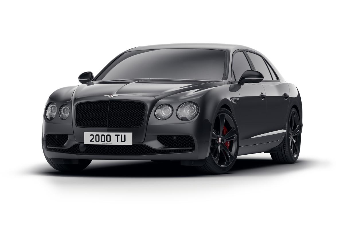 Bentley V8 S Black Edition