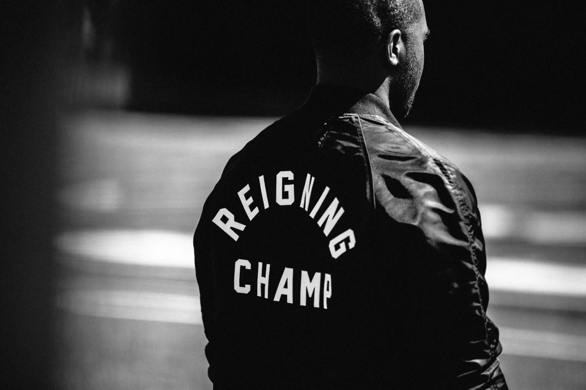 Reigning Champ F/W '17