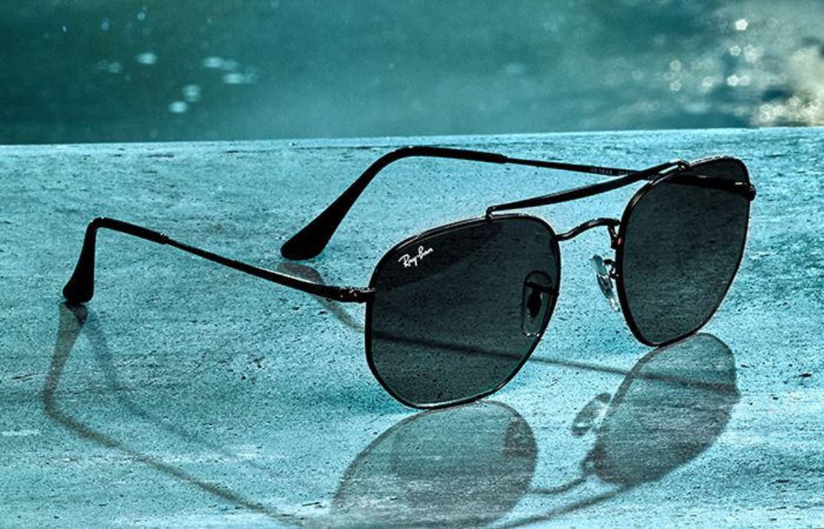 The Ray Ban Aviator Gets An Angular Update Acquire