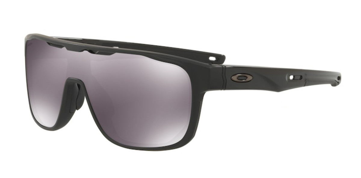 oakley crossrange shield prizm