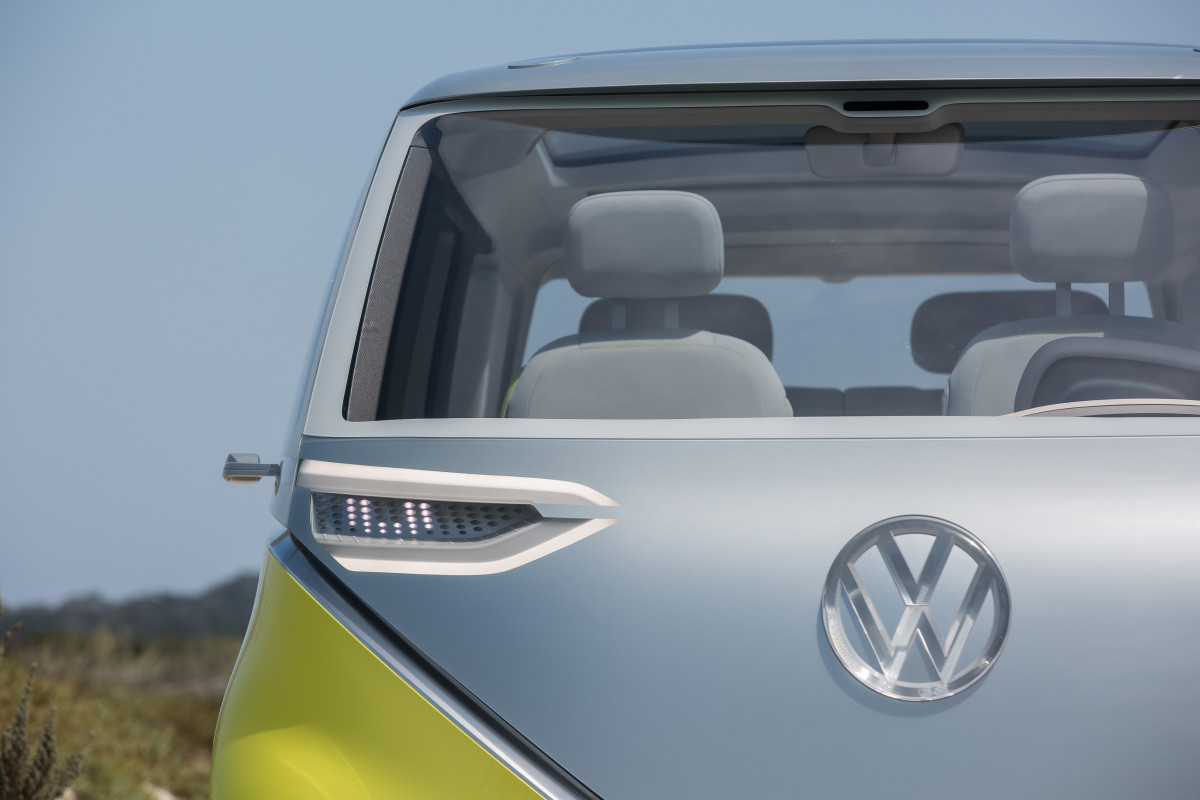 The VW Bus is officially coming back and it's going all ...