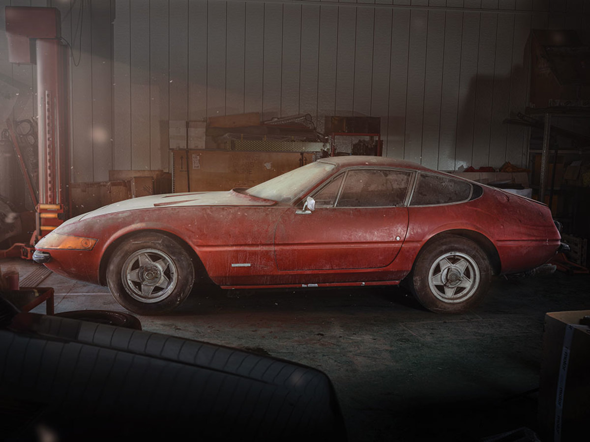 Ferrari Alloy 365 GTB/4