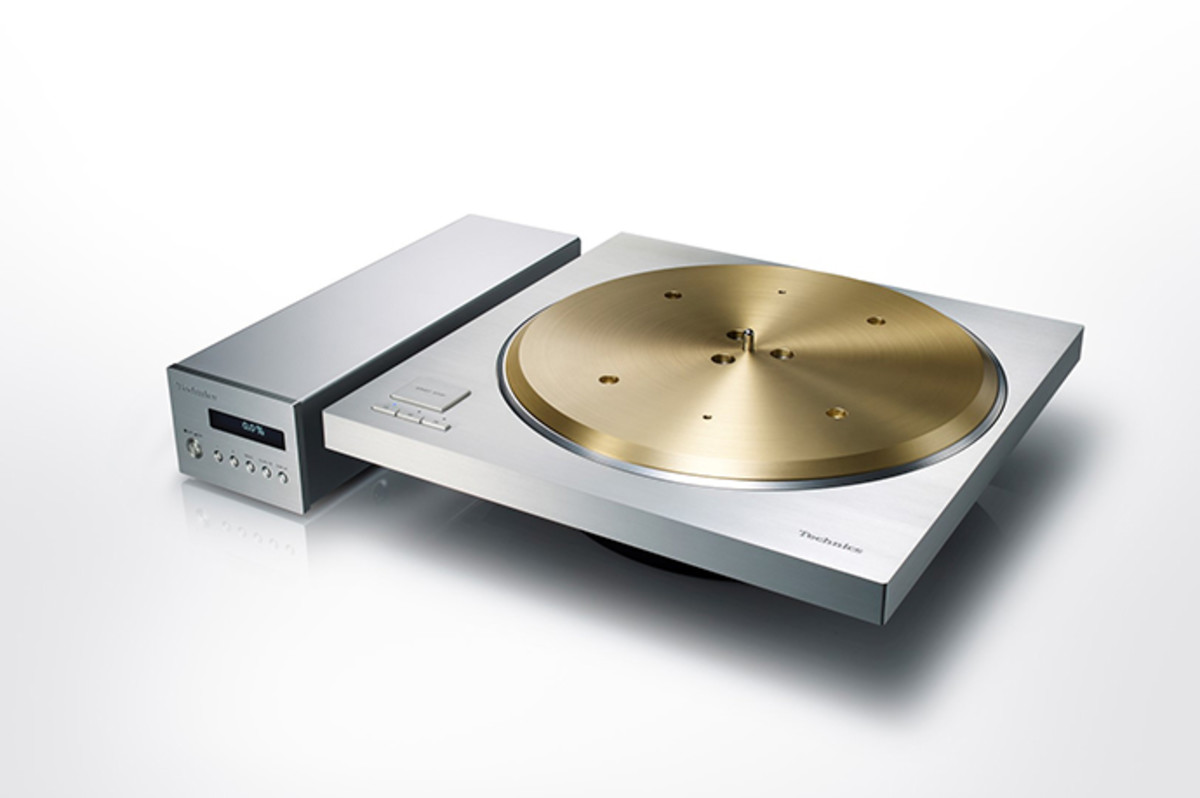 Technics Reference Class SP-10R