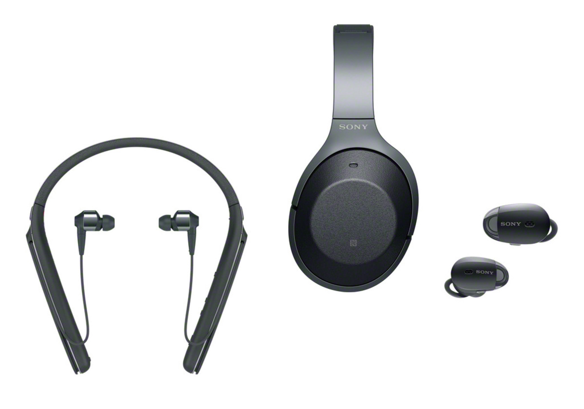 Sony 1000X Noise-Cancelling Headphones