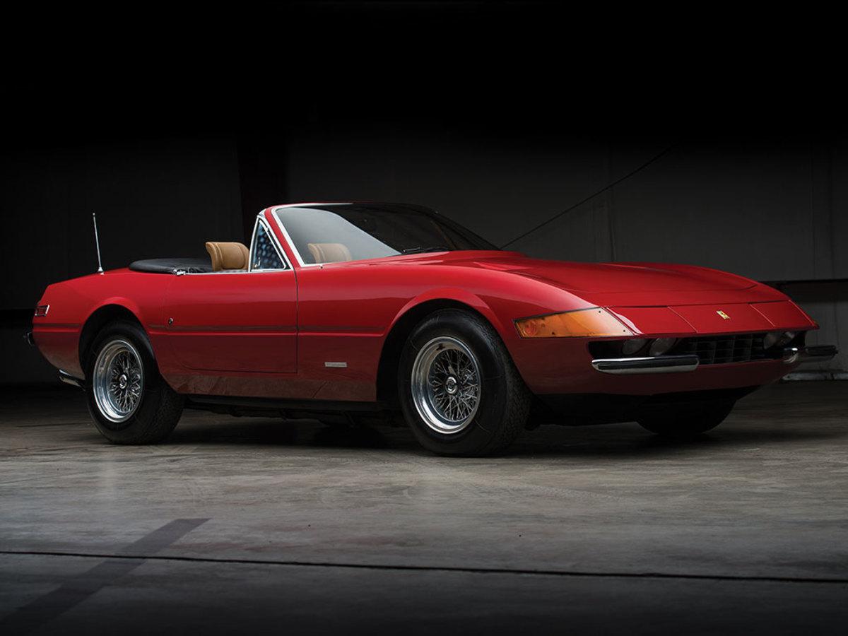 1973 Ferrari Daytona Spyder