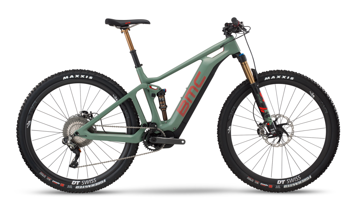 BMC's Speedfox AMP is a muscular, two-wheeled trail weapon