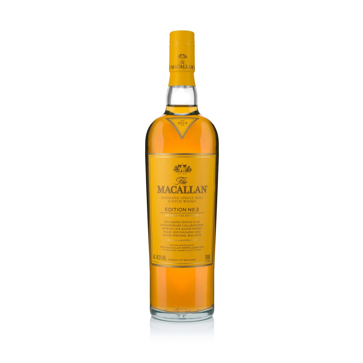 Macallan Edition No 3