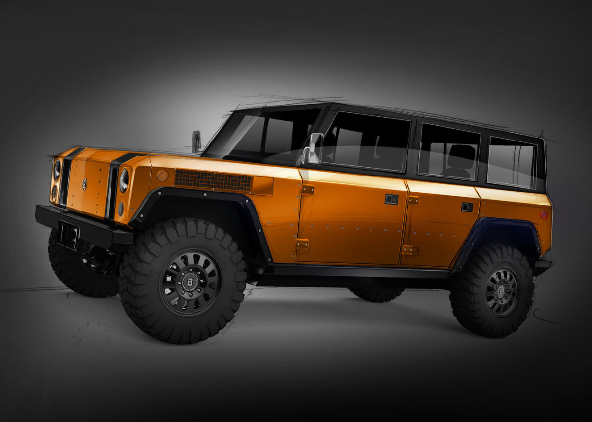 Bollinger Motors B1 Four Door
