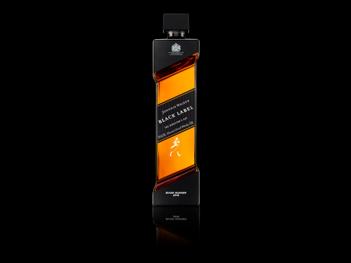 Blade Runner 2049_Limited Edition Johnnie Walker Black Label The Director's Cut