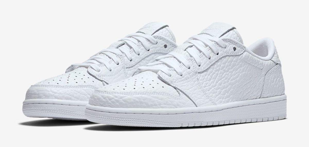 Air Jordan 1 Retro Low NS White