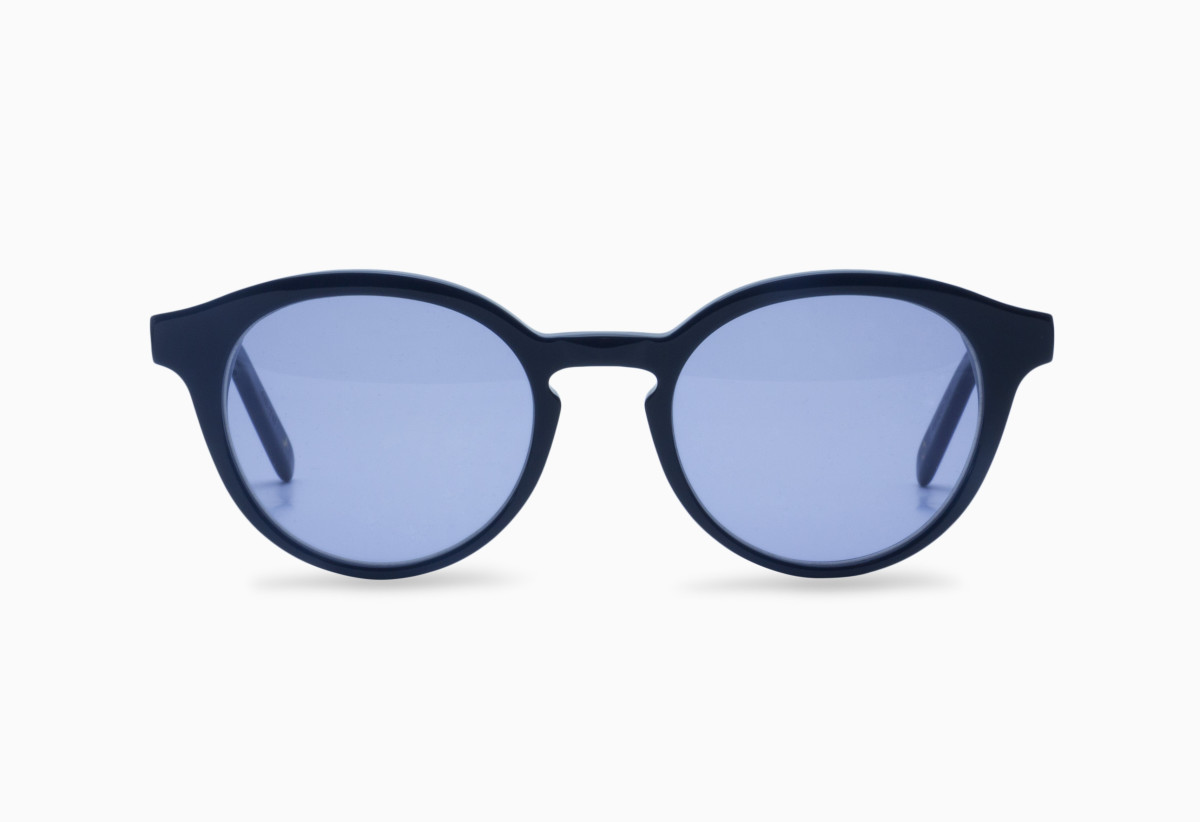 Dick Moby YVR Indigo Sunglasses