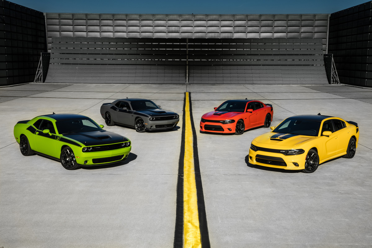 Dodge brings back two muscle car classics