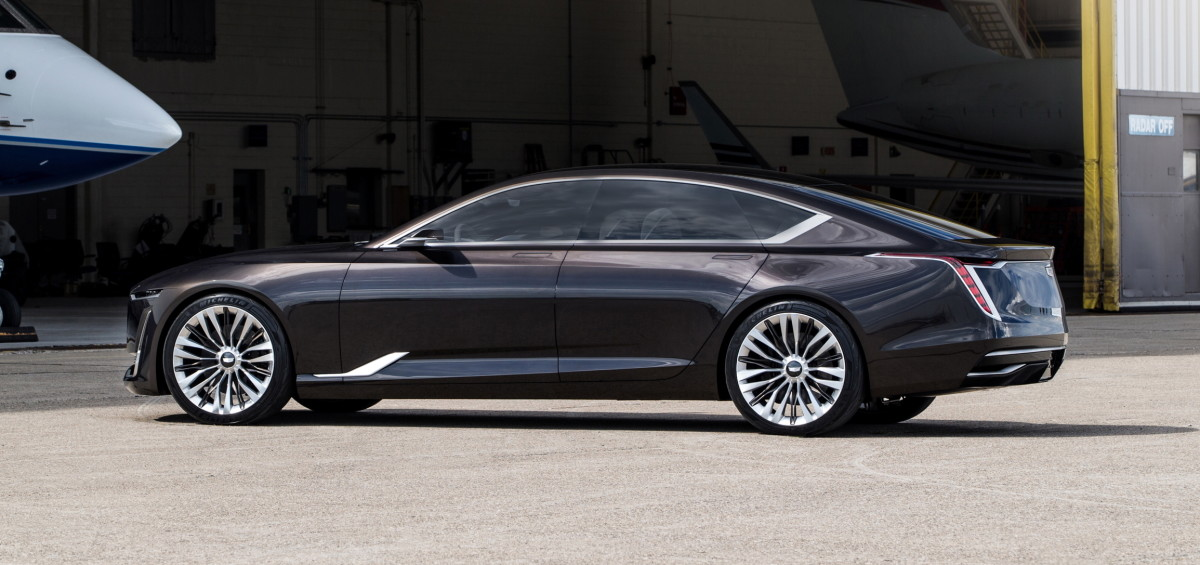 Cadillac previews the next chapter of the brand with the Escala Concept