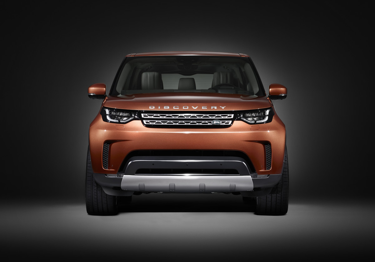 Photo: Land Rover