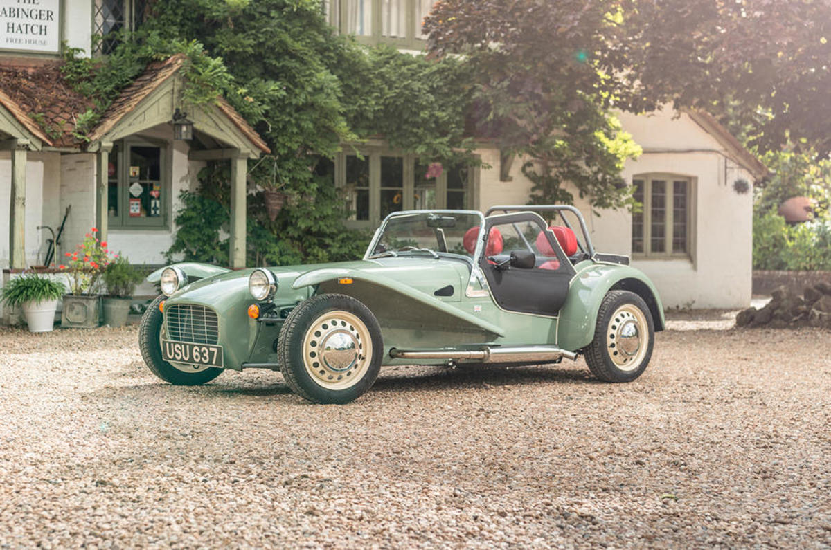 Photo: Caterham