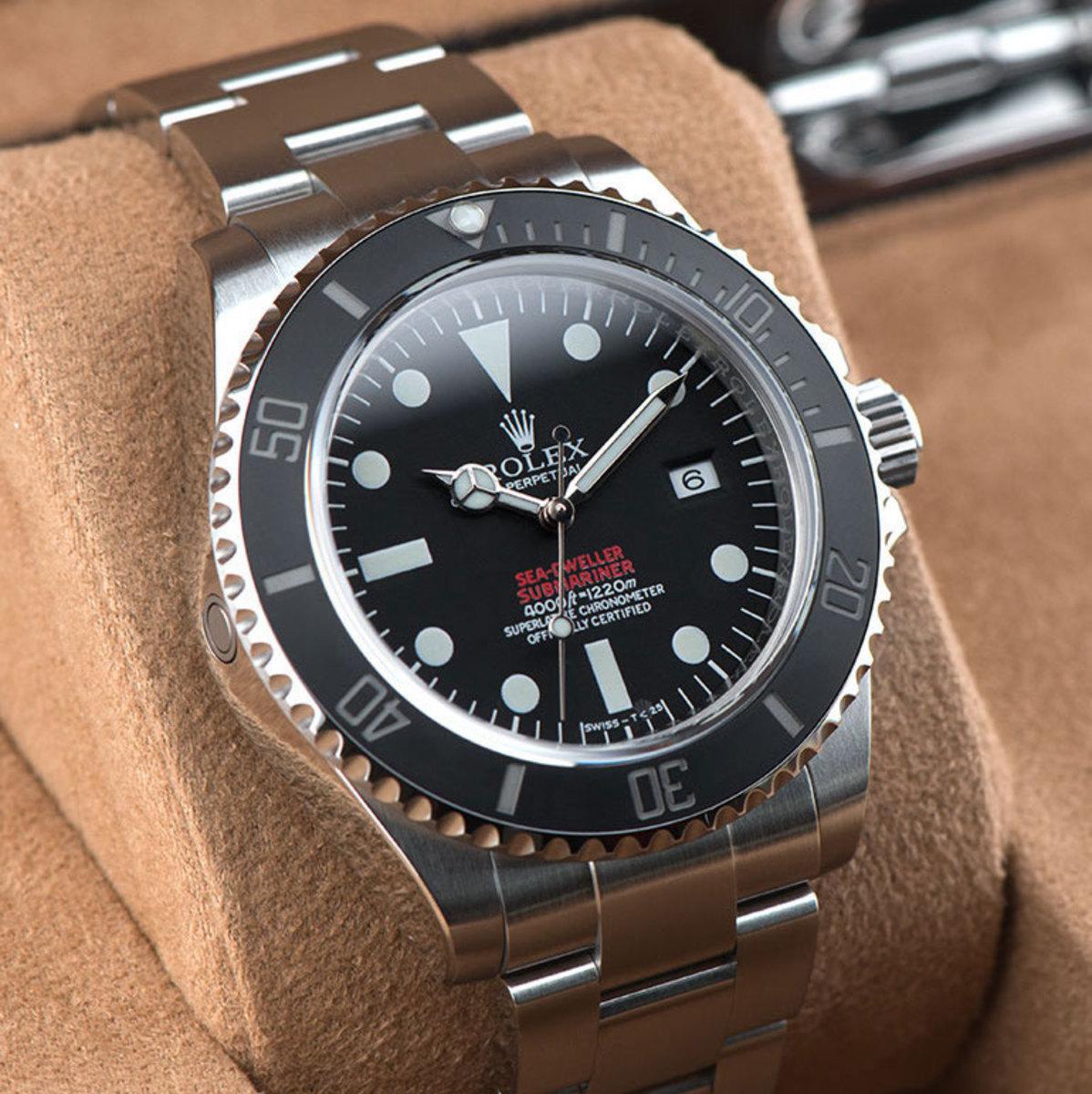 Blaken Rolex Sea-Dweller