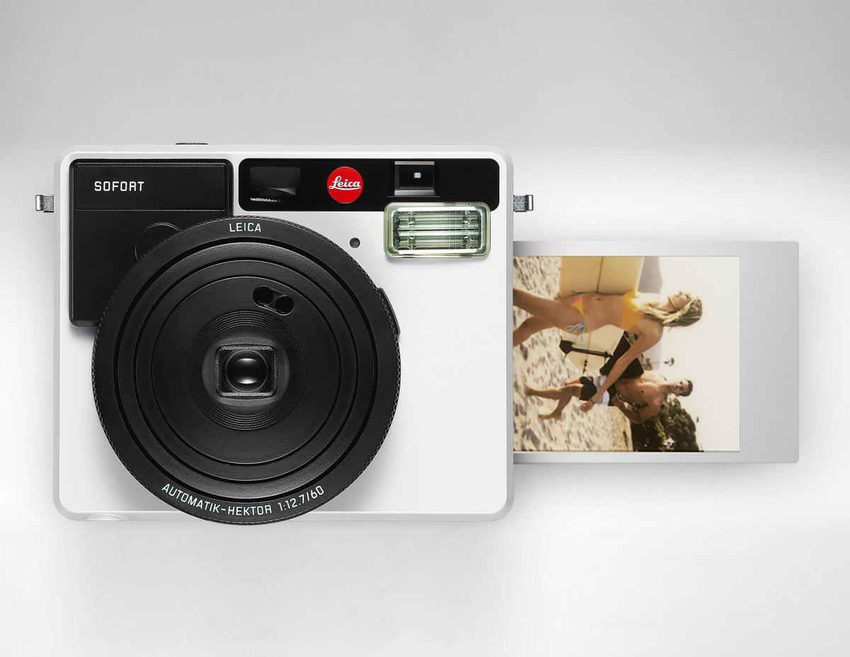 Leica introduces its first instant camera