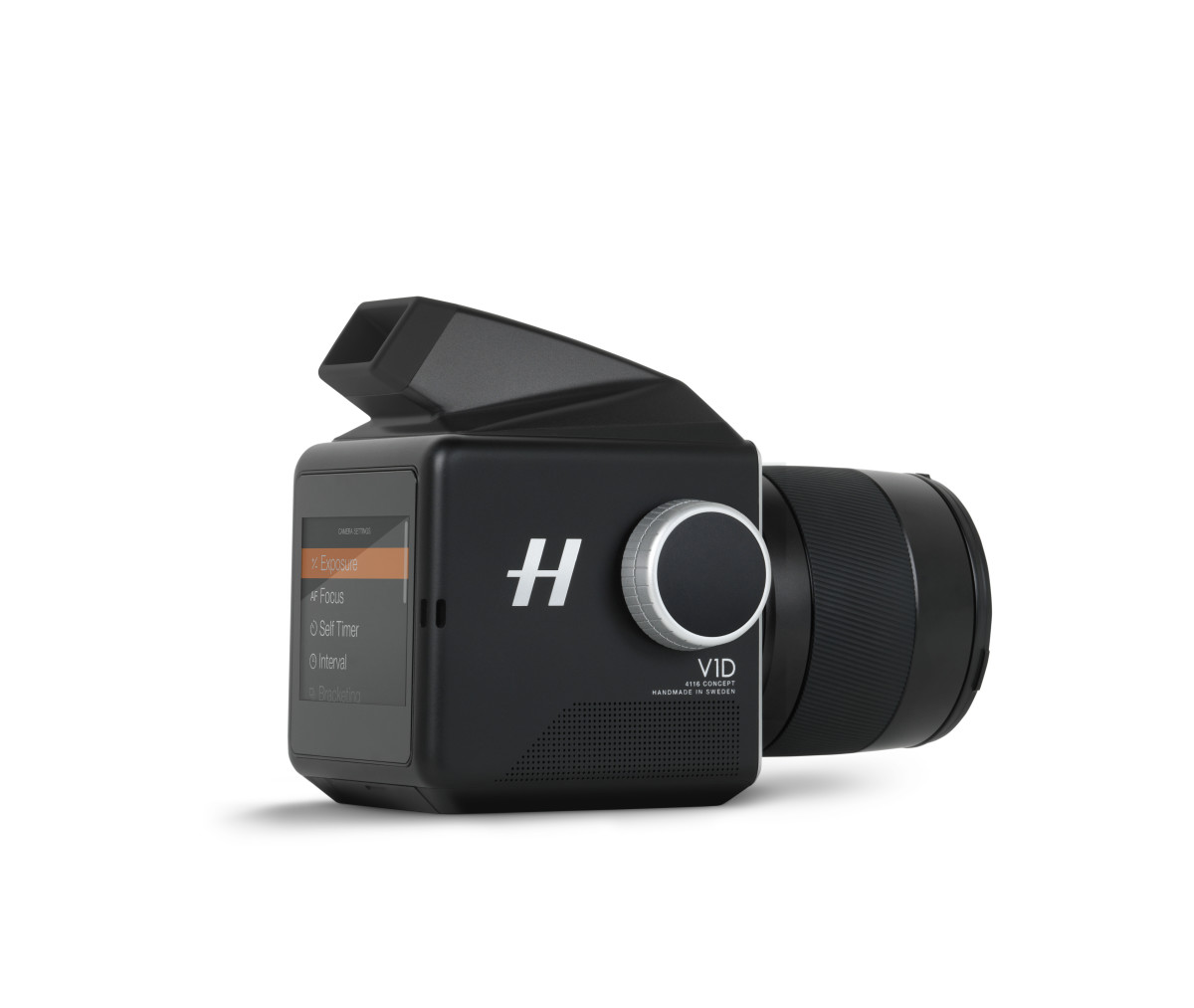 Hasselblad V1d Concept Rear Quarter