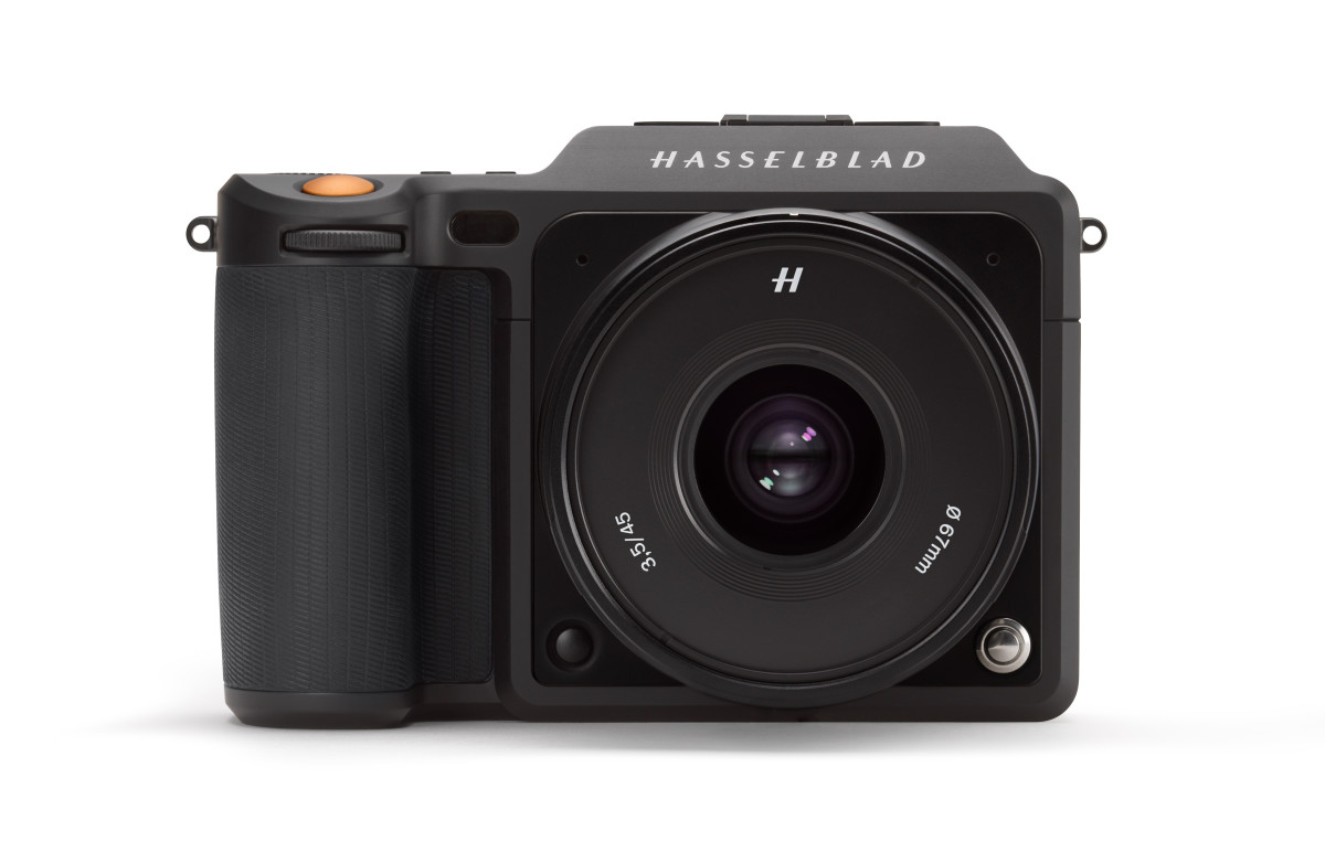 Hasselblad 4116 X1D Front