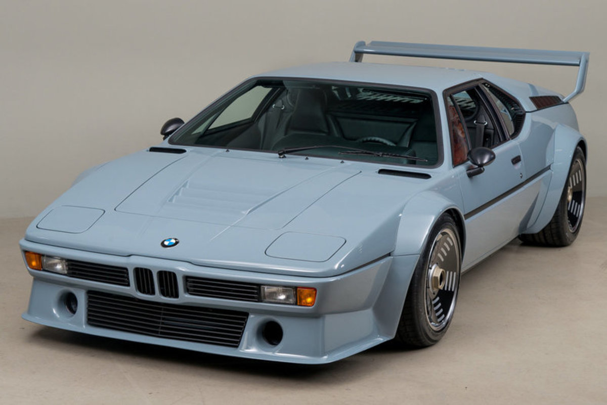 canepa restores a bmw m1 procar to mint condition acquire. Black Bedroom Furniture Sets. Home Design Ideas