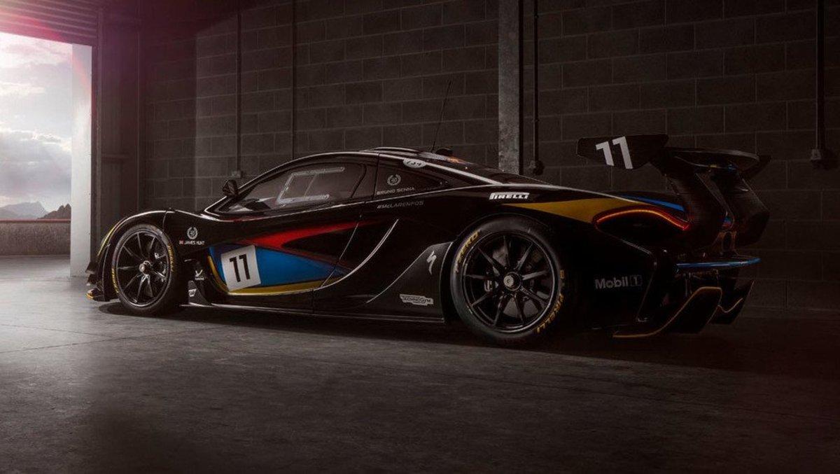 Photo: McLaren