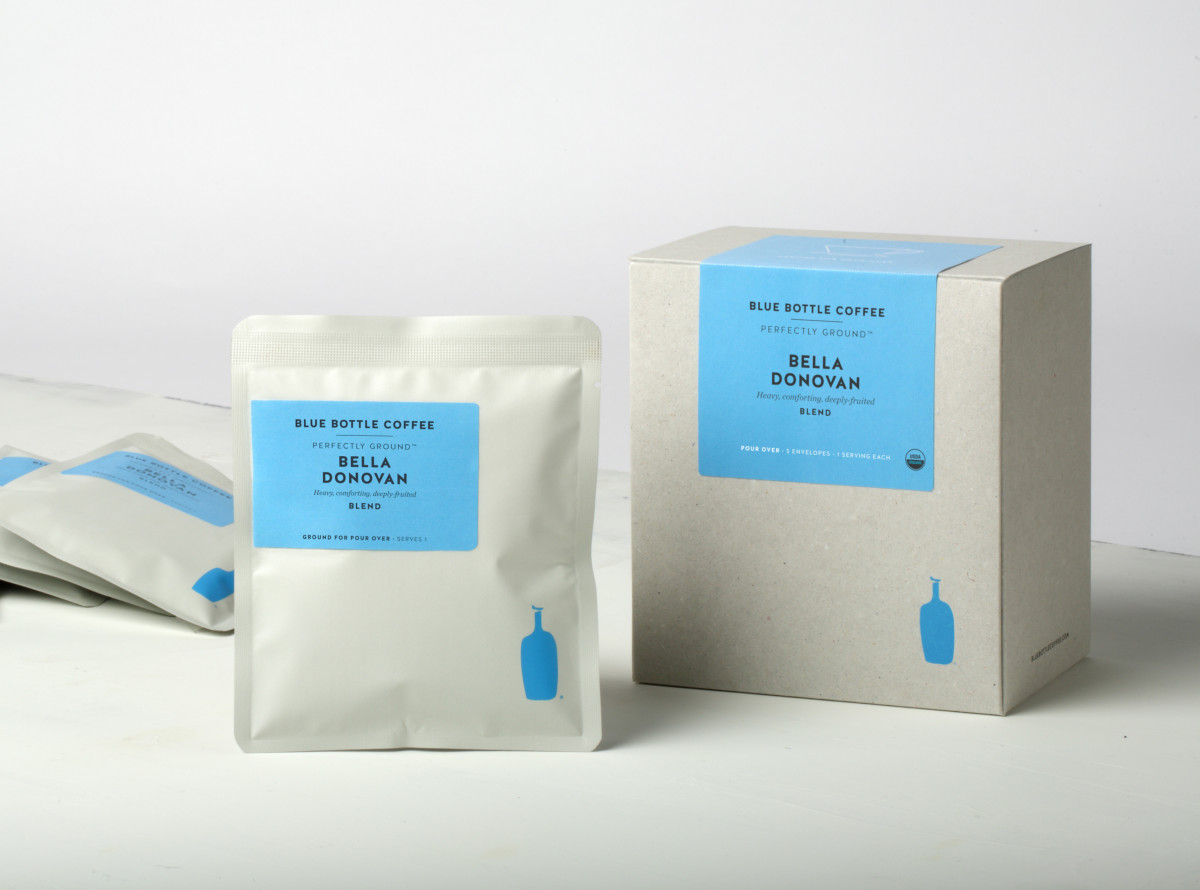 You Can Now Have The Perfect Cup Of Blue Bottle Coffee In