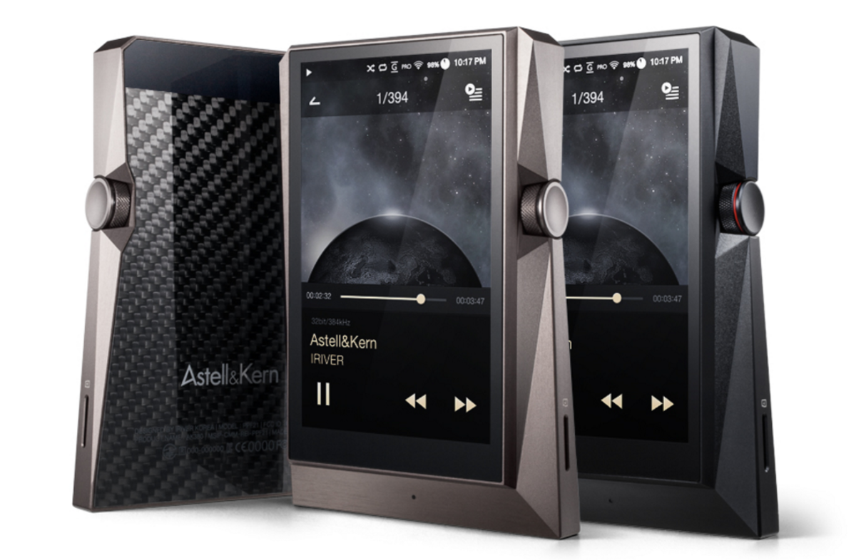 Photo: Astell and Kern
