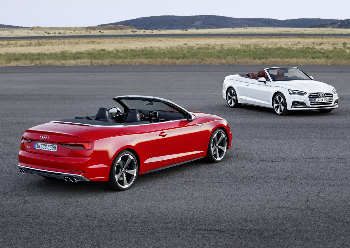 Audi Completes The Nextgeneration A Range With Their New - Audi car range