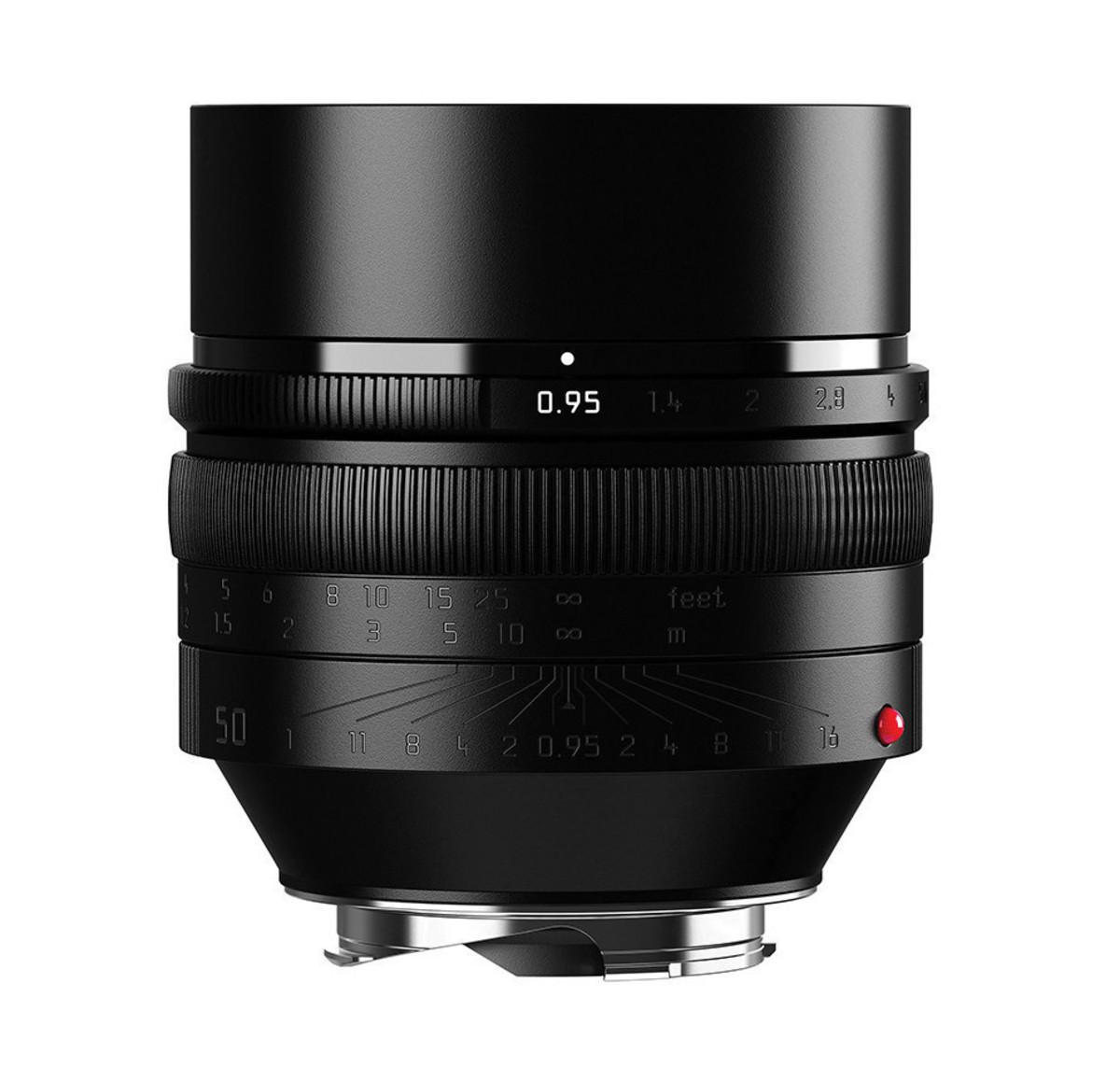 Leica 50mm Noctilux Edition 0.95