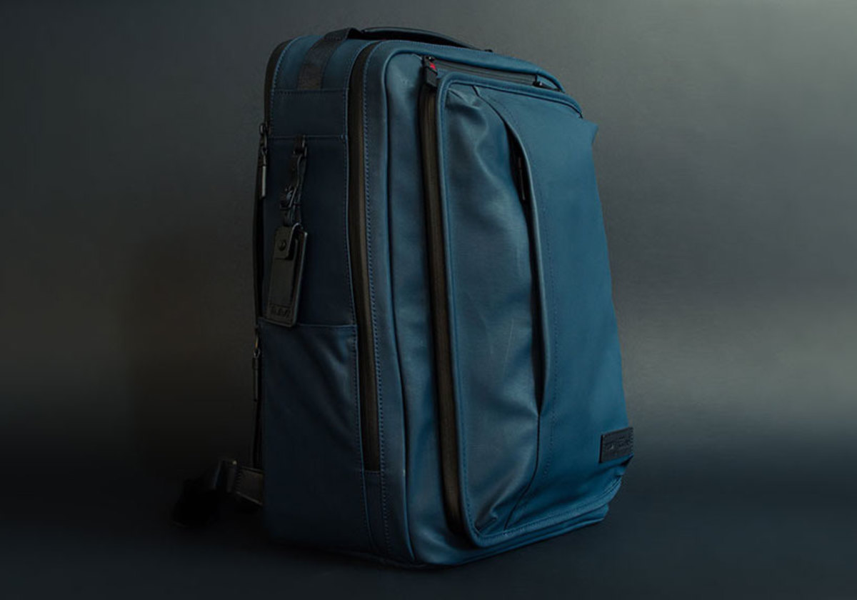 Cool Hunting Tumi Otis Travel Backpack