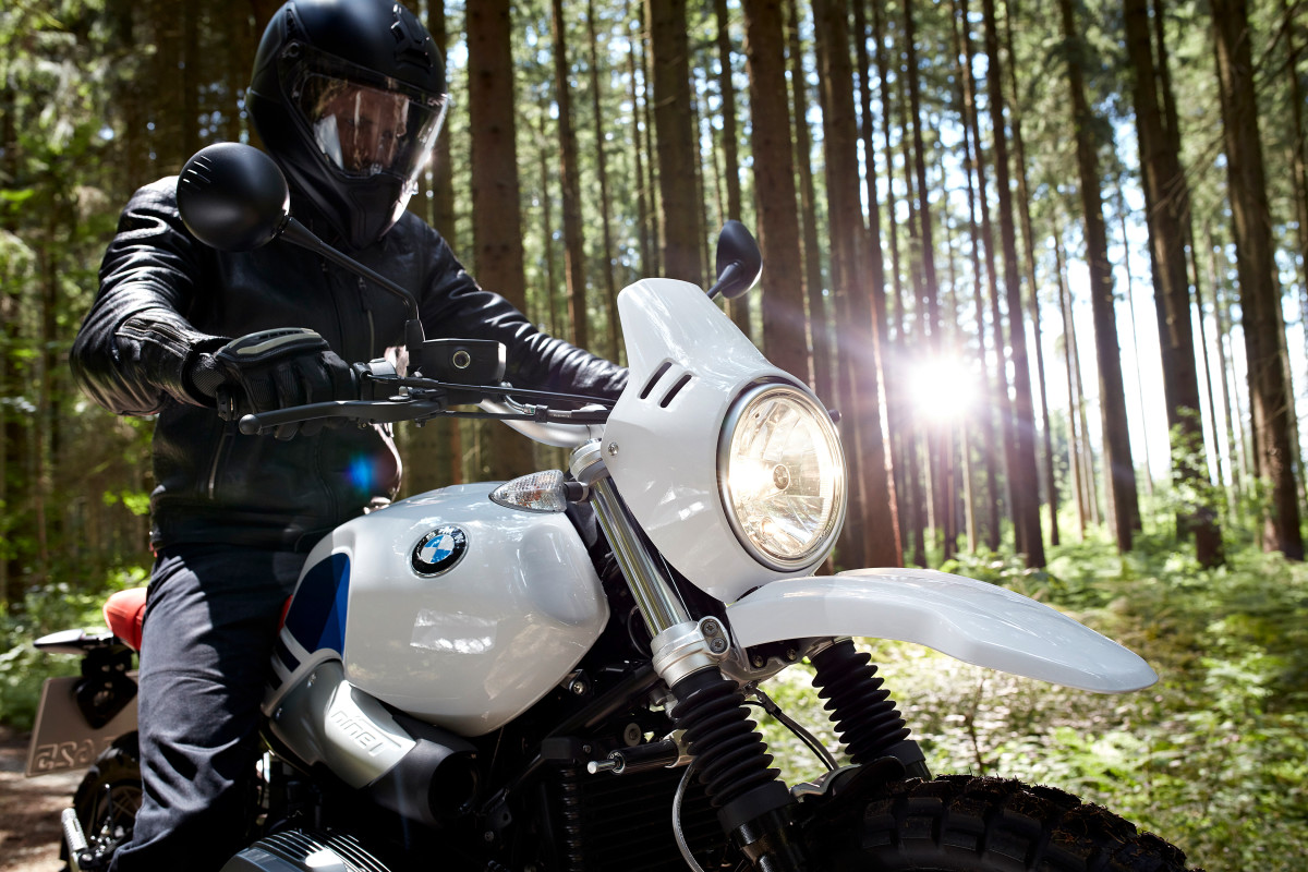 BMW injects some enduro flavor into the R nineT Urban G/S