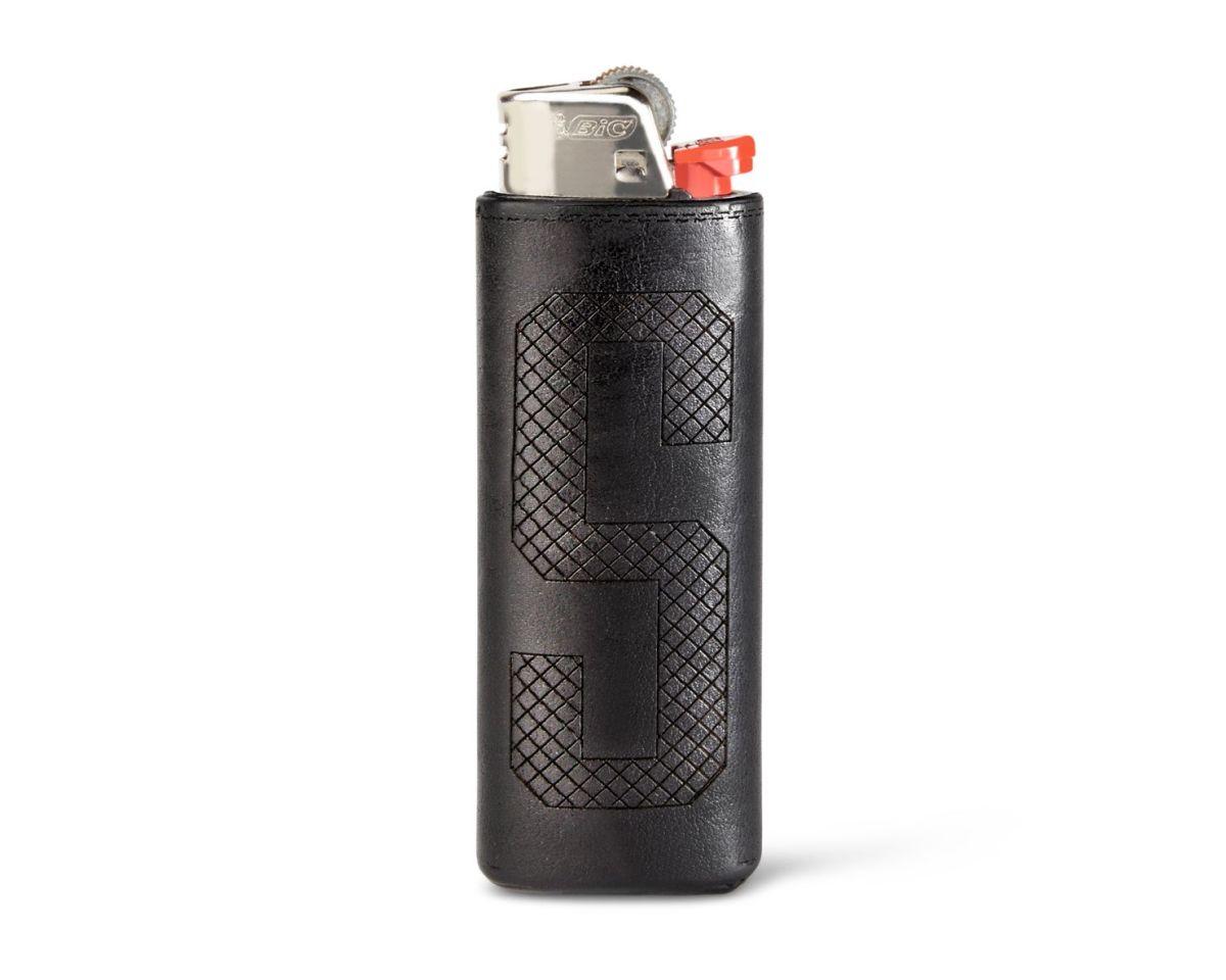 Killspencer Leather Sleeve Bic Lighter
